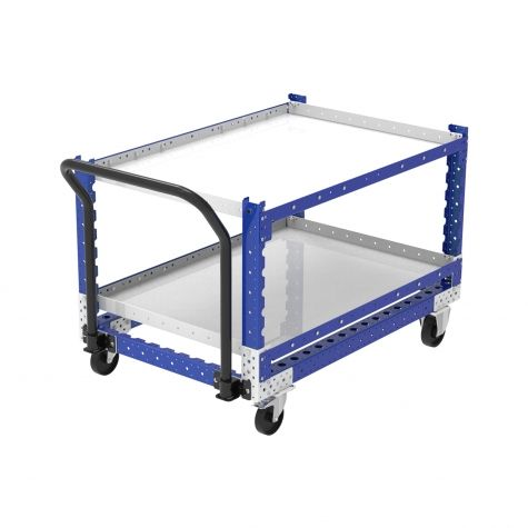 Flat Shelf Cart - 840 x 1260 mm