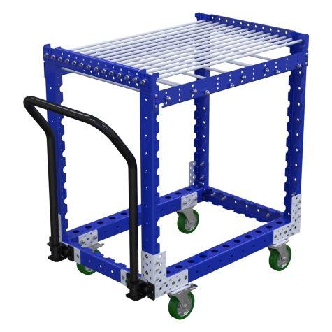Compartment Cart - 910 x 630 mm