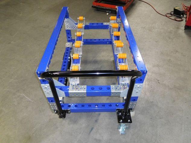 Gearbox Prep Cart - 840 x 1260 mm