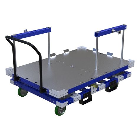 Rotating Platform Cart - 1260 x 1820 mm