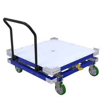 Rotating Pallet Cart - 1190 x 1260 mm