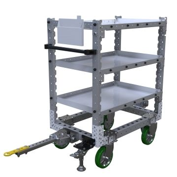Shelf Tugger Cart – 630 x 980 mm