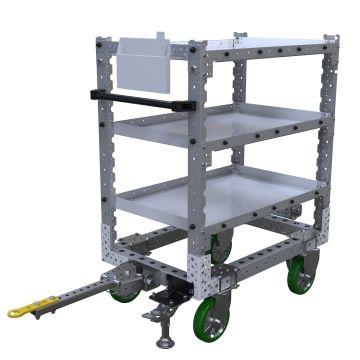Shelf Tugger Cart – 630 x 980 mm