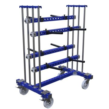 Cart with Hangers – 910 x 1260 mm