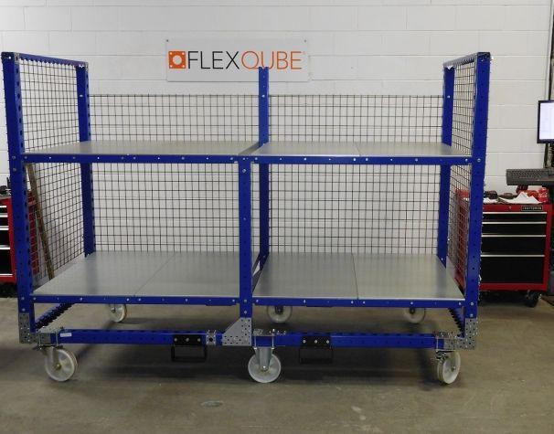 Shelf Cart - 2730 x 1260 mm