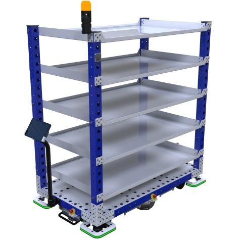 Flat Shelf eQart – 1470 x 840 mm