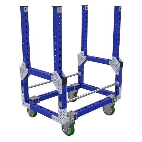 Tube Holder Trolley – 820 x 1190 mm
