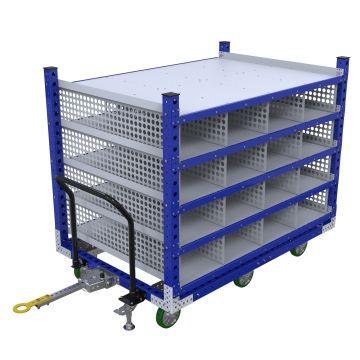 Flat Shelf Cart – 1260 x 1890 mm