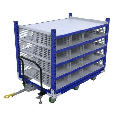 Flat Shelf Cart – 1260 x 1890 mm