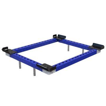 Subestructura: 1020 x 1220 mm