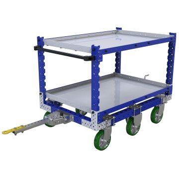 Shelf Tugger Cart – 840 x 1260 mm