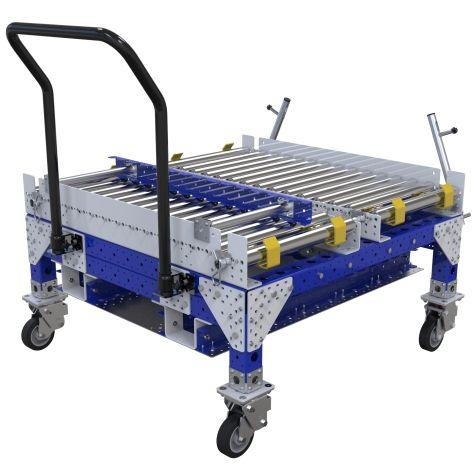 Roller Cart – 1120 x 1120 mm
