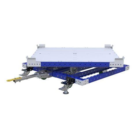 Rotating Tugger Cart – 1120 x 1330 mm