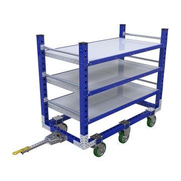 Shelf Tugger Cart – 840 x 1680 mm