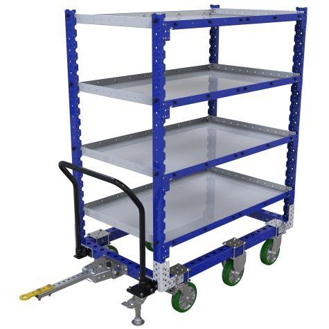 Shelf Cart - 1400 x 840 mm