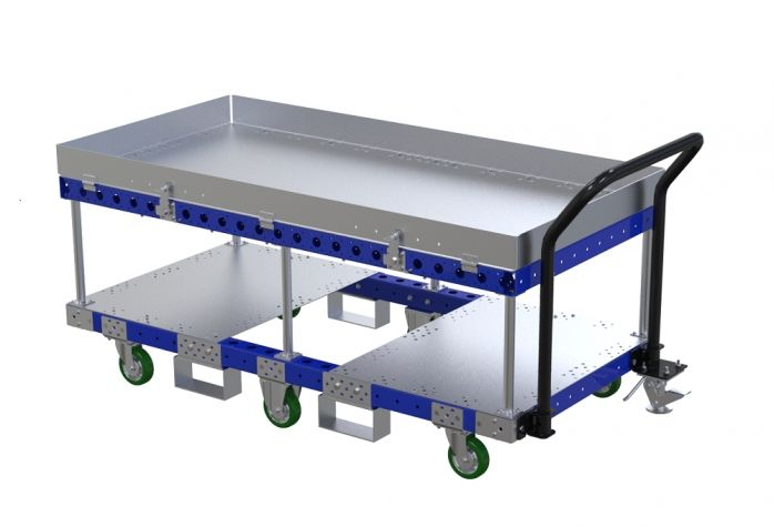 Delivery Cart - 1680 x 840 mm