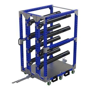 Heavy Duty Hanging Cart – 1400 x 1120 mm