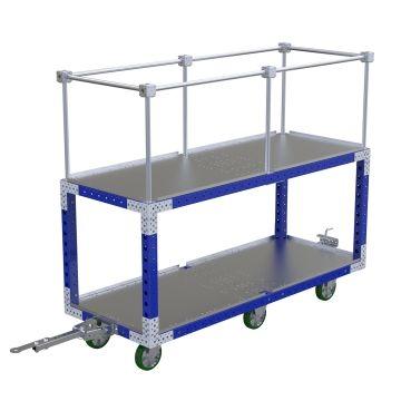 Tugger cart – 840 x 2170 mm