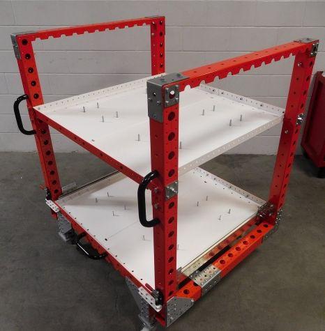 B Frame Engine Cart - 1120 x 980 mm