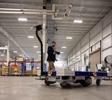 The Material Handling Guide to Implementing Industry 4.0 Concepts
