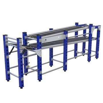 Flow Rack – 560 x 3260 mm