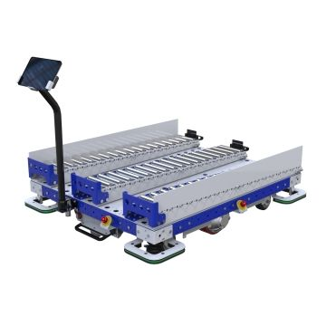 Roller eQart – 1260 x 1050 mm