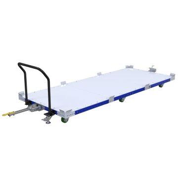 Carro remolcador de palés - 3150 x 1260 mm