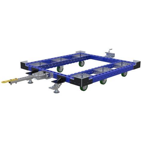 Pallet Tugger Cart – 1260 x 1330 mm