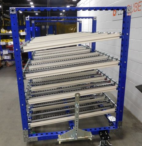 Flow Rack - 2660 x 1400 mm