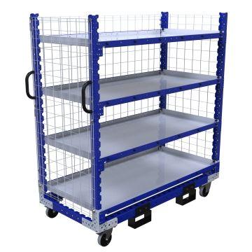 Flat Shelf Cart – 1610 x 770 mm