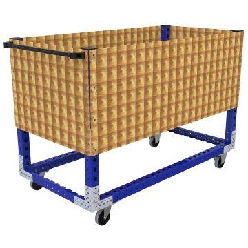Bin Cart – 910 x 1820 mm