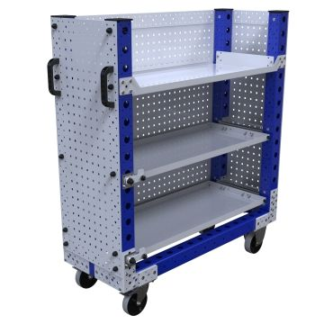 Shelf Cart – 420 x 1120 mm