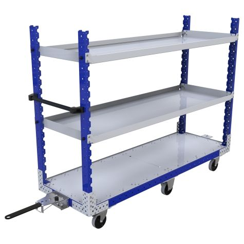 Shelf Tugger Cart – 630 x 1890 mm