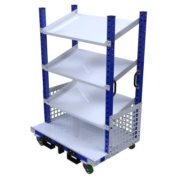 Flow Shelf Cart – 980 x 1400 mm
