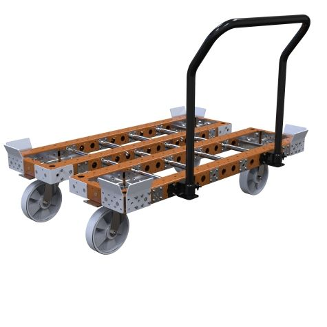 Extendable Trolley – 1260 x 1260 mm
