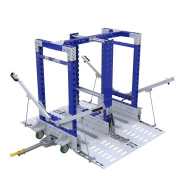 Mother Cart – 2 in 1 – 700 x 1330 mm