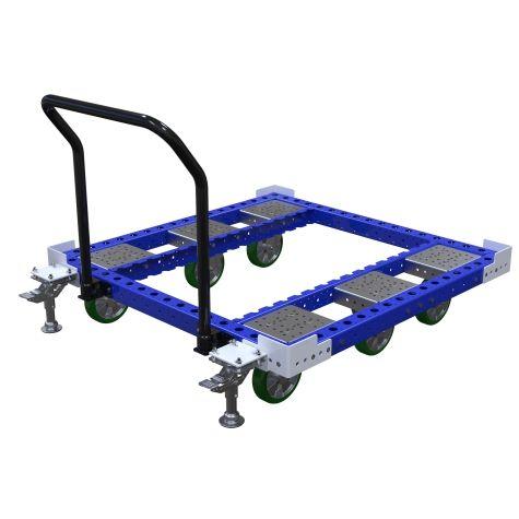 Low Rider Pallet Cart – 1260 x 1260 mm