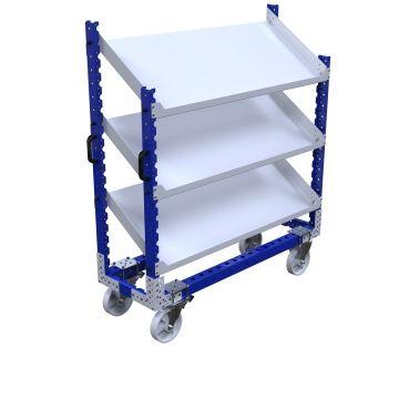 Flow Shelf Cart – 1470 x 490 mm