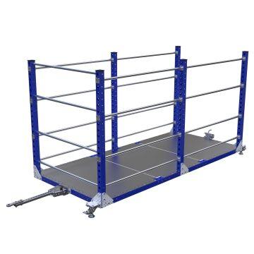 Tugger Cart – 1400 x 3080 mm