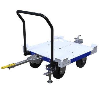 Pallet Tugger Cart – 910 x 910 mm