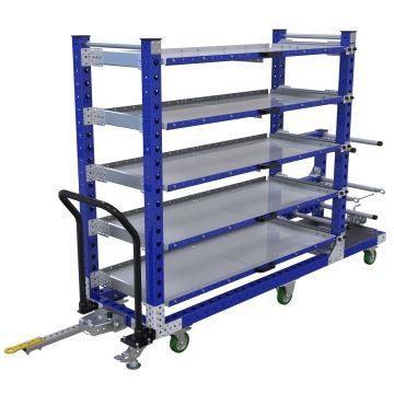 Shelf Cart – 630 x 2310 mm