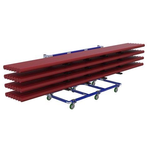 Tube Cart – 1260 x 2940 mm