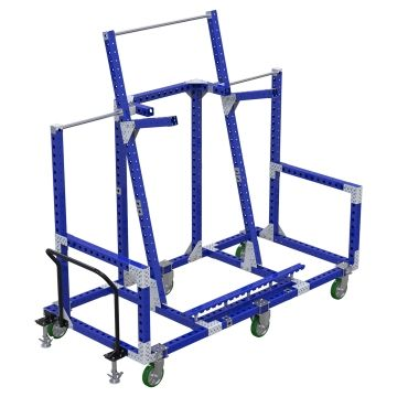 Cart for hanging - 2660 x 1260 mm