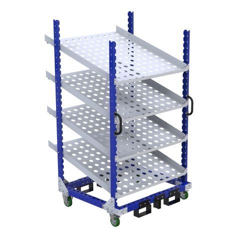Flow Shelf Cart - 1050 x 1190 mm
