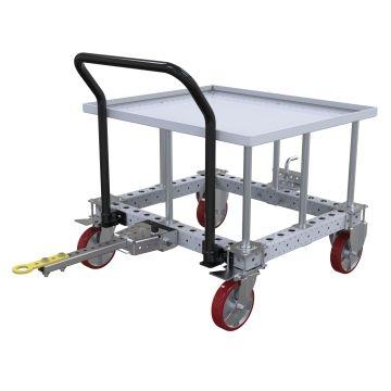 Carro de remolque de asiento - 820 x 960 mm