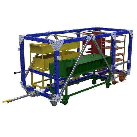 Mother Cart – 2660 x 1190 mm