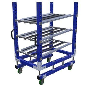 AGV Shelf Cart – 1260 x 840 mm