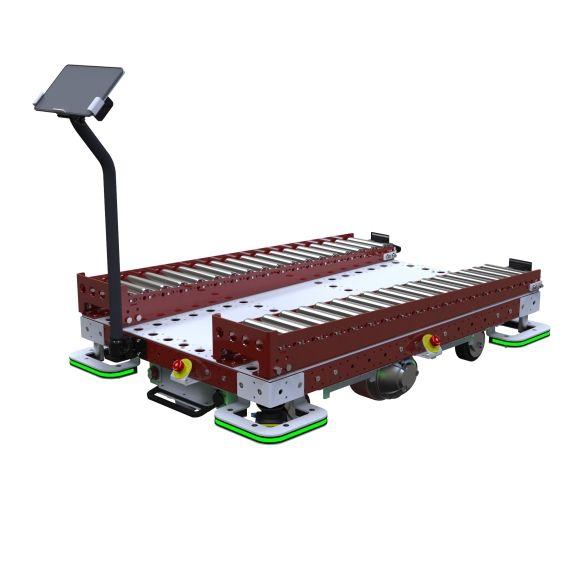 Roller eQart – 1260 x 840 mm