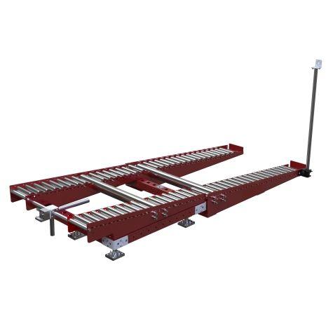 Roller Rack – 2520 x 950 mm