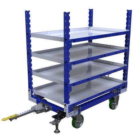 Shelf Tugger Cart – 1400 x 840 mm